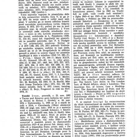 Dvanajsti zvezek Slovenskega biografskega leksikona (1980, članek je napisal France Koblar).