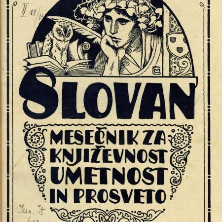 Mesečnik Slovan (1917)