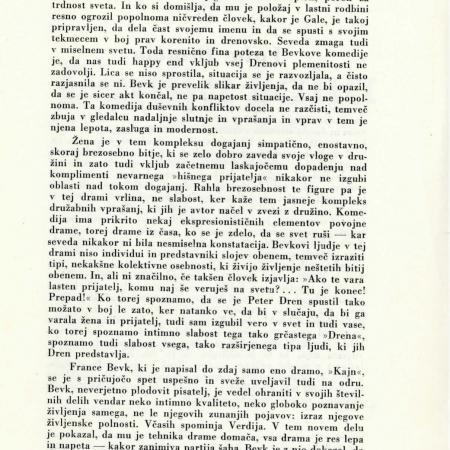 Gledališki list Partija šaha (Maribor, 1939)