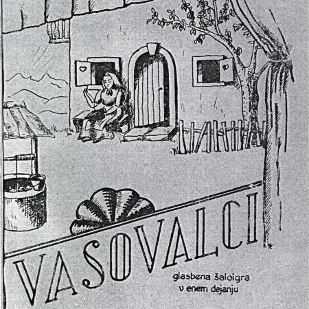 Ljuba Prenner: Spevoigra Vasovalci (1951)