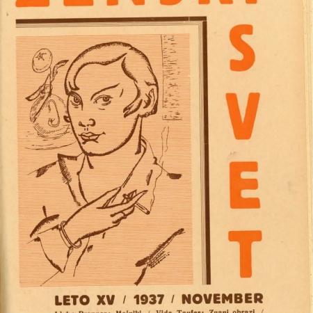 Ljuba Prenner: Ženski svet - Mejniki (1936-1938)