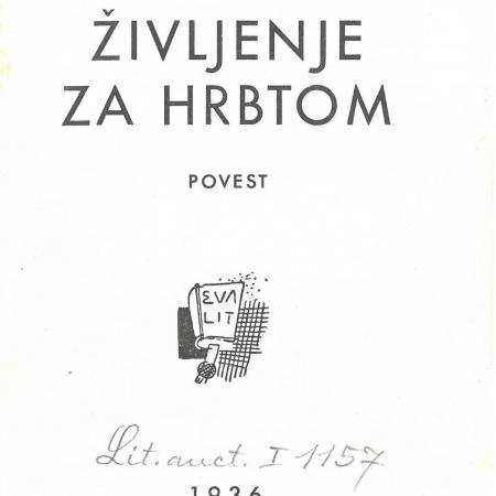 Življenje za hrbtom (1938)