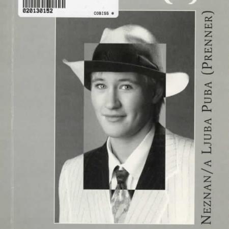 Gledališki list gimnazijskega kulturnega društva (Spunk) z naslovom NLP (P), neznan/a Ljuba Puba (Prenner).
