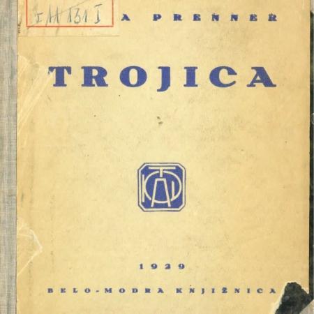 Ljuba Prenner: Trojica (1923)