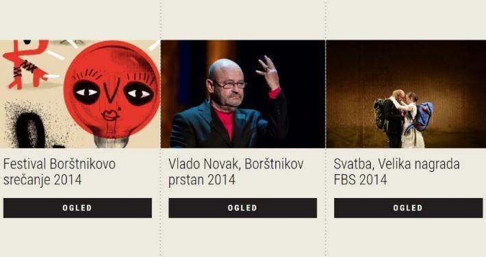 Tekmovalni program Borštnikovega srečanja predstavlja tisto najbolj relevantno, najboljše, kar je na slovenskih odrih nastalo.