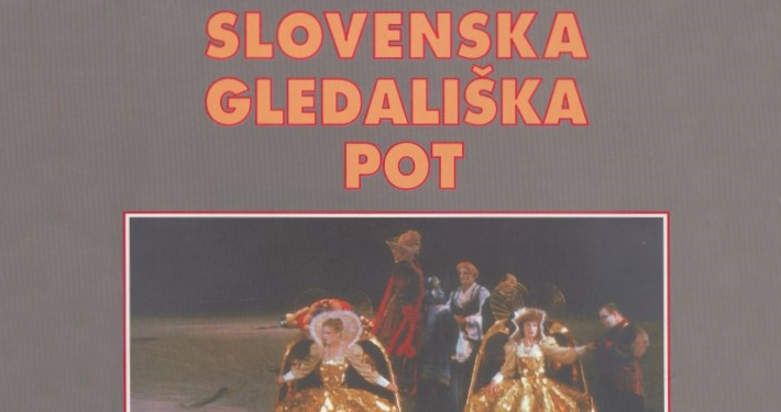 Publikacija, Slovenska gledališka pot, je strnjen, za vsakogar dostopen in zanimiv pregled zgodovine slovenskega gledališča od začetkov do današnjih dni.