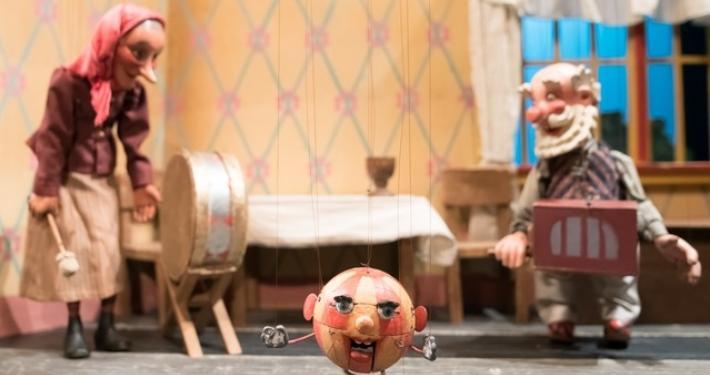 Fenomen Žogice Marogice v slovenskem lutkovnem gledališču in gledališču za mlade
