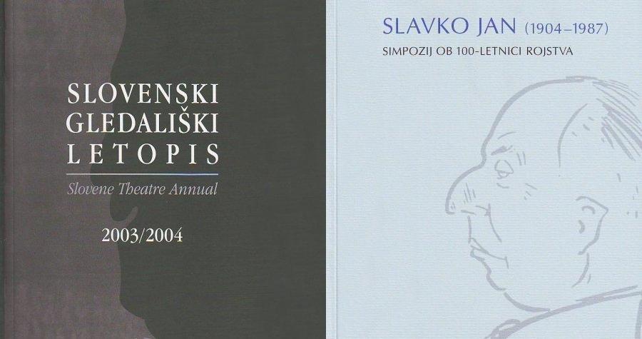 V publikaciji je Slovenski gledališki muzej objavil prispevke s simpozija, posvečenega stoletnici rojstva Slavka Jana.