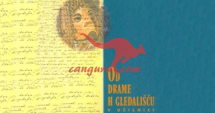 Predstavitev knjige Od drame h gledališču v (učilnici), ki je temeljni priročnik dramske in gledališke vzgoje, namenjen učiteljem in učencem.
