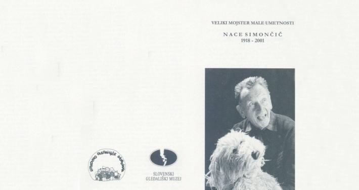 Razstavo, ki prikazuje opus Naceta Simončiča (1918-2001), velikega lutkarskega umetnika