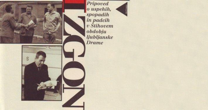 Založba Nova revija in SGM sta izdala knjigo Poldeta Bibiča, ki govori o enem najbolj razgibanih desetletij v slovenski gledališki zgodovini
