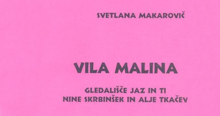 Vila Malina je zgodba o vili brez imena. Nima staršev, saj nobena vila nima staršev. Potika se po gozdu in hodi od ene živali do druge ...