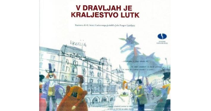 40 let Lutkovnega gledališča Dravlje, kasneje poimenovanega po »absolutnem lutkarju« Jožetu Pengovu, je obeležila razstava.