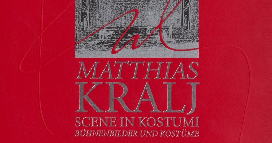 V Avstrijskem gledališkem muzeju na Dunaju so bila na ogled dela scenografa in kostumografa Matthiasa Kralja.