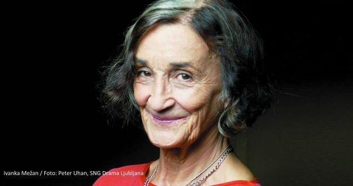 Prva predstavitev portreta gledališke in filmske igralke Ivanke Mežan, nosilke Boršnikovega prstana v režiji Slavka Hrena in v produkciji TV Slovenija.