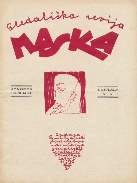 Gledališka revija Maska, 1921