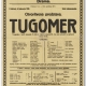 Tugomer by Jurčič (February 6, 1919).
