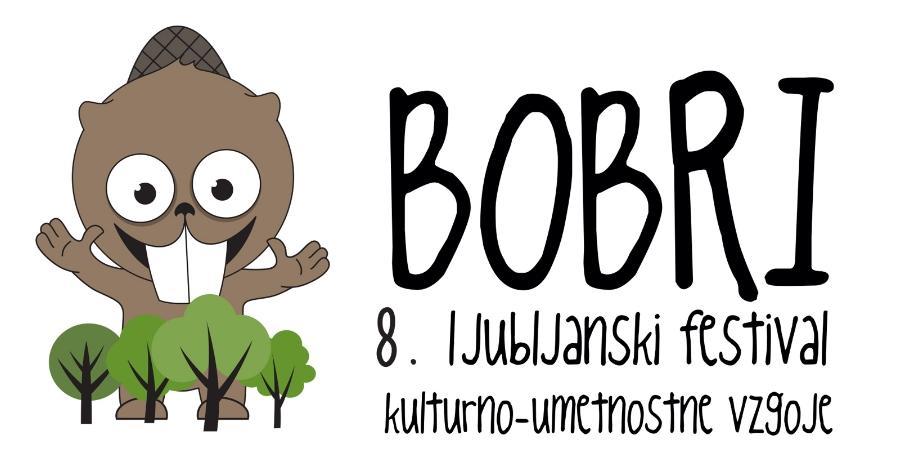 BOBRI, 8. ljubljanski festival kulturno-umetnostne vzgoje