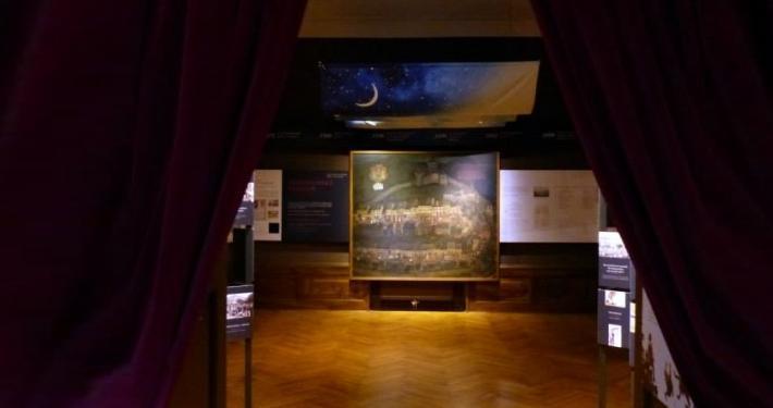 S prihodom jezuitov na Slovensko se je začela katoliška obnova in s tem svetno gledališče, v katerem se je že slišala slovenska beseda.
