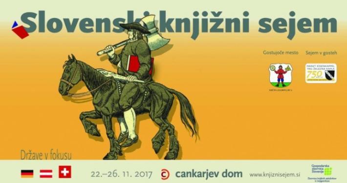 Slovenski gledališki založniki na 33. Slovenskem knjižnem sejmu