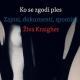 Gostujoča predstavitev knjige Žive Kraigher: Ko se zgodi ples. Zapisi, dokumenti, spomini