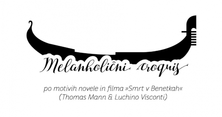 Gostujoči dogodek: Predstavitev gledališkega dogodka Melanholični croquis