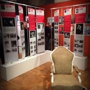 Razstava Gremo na Borštnika! in e-razstava Prejemnice in prejemniki Borštnikovega prstana 1970–2014