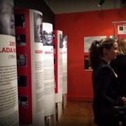 azstava Gremo na Borštnika! in e-razstava Prejemnice in prejemniki Borštnikovega prstana 1970–2014