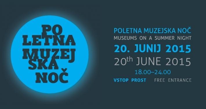 Tudi letos na Poletno muzejsko noč pripravljamo pester program.