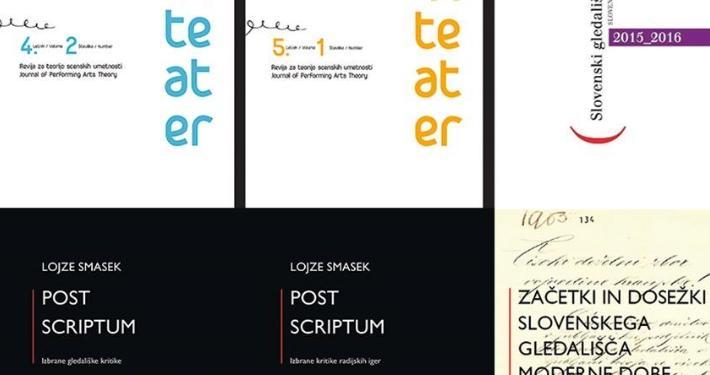 Publikacije SLOGI na Festivalu Borštnikovo srečanje, predstavitev