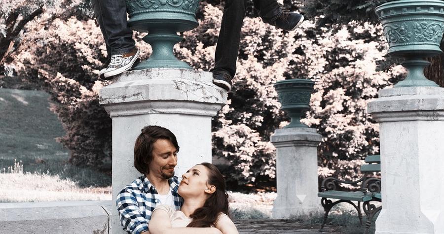 Ekskluzivni predogled predstave ROMEO IN JULIJA v produkciji Zavoda Margareta Schwarzwald v sodelovanju s SLOGI