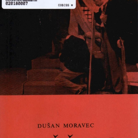Dušan Moravec: Meščani v slovenski drami