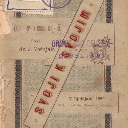 Svoji k svojim (1889)