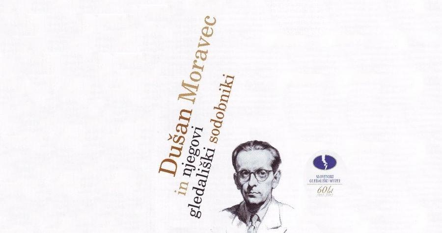S pričujočo razstavo obeležuje Slovenski gledališki muzej 60-letnico svojega obstoja, posveča pa jo svojemu utemeljitelju, teatrologu Dušanu Moravcu.