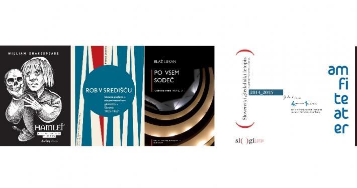 Predstavitev publikacij SLOGI na Festivalu Borštnikovo srečanje