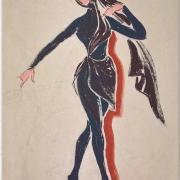Gospa Alenka Bartl, velika dama slovenske kostumografije je v petinpetdeset letih svojega ustvarjanja zasnovala več kot 500 gledaliških kostumografij.