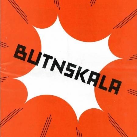 Butnskala, gledališki list