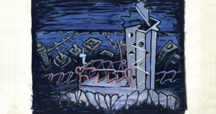 Slovenski gledališki inštitut je leta 1981 od Slovenskega narodnega gledališča v Mariboru prejel zbirko scenografskih skic Josipa Primožiča Toša.