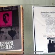 Povod za razstavo literarnih del pravnice in pisateljice Ljube Prenner je objava njenih dramskih besedil na našem portalu Digitalna knjižnica.