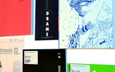 Ob 47. tednu slovenske drame razstavljamo izbor gradiva, ki smo ga v knjižnici zbrali v skoraj petih desetletjih slovenskega gledališkega festivala