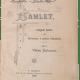 Ob obletnici rojstva angleškega dramatika razstavljamo le delček gradiva, ki je povezan z njim. V knjižnici imamo vse izdaje njegovih del v slovenščini.