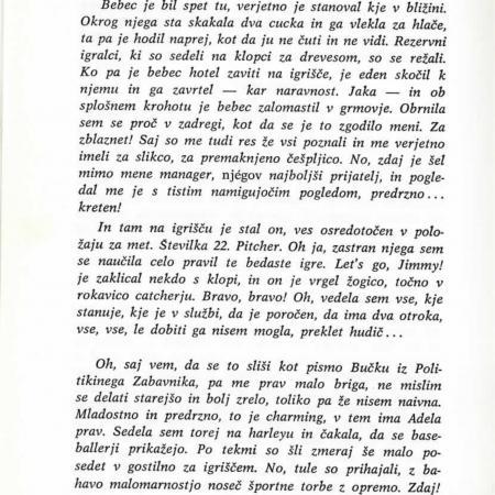 Emil Filipčič: Ervin Kralj, igra Bolna nevesta (1986).