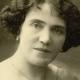 Portret Avguste Danilove iz Fedore leta 1911 – iz njene zapuščine v SLOGI. Vir: Ikonoteka SLOGI – Gledališki muzej.