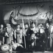 Miroslav Vilhar in Mirko Mahnič: Velika beseda (Večer v čitavnici), režiser Mirko Mahnič, Mestno gledališče ljubljansko, premiera 26. novembra 1953