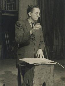 Ciril Cvetko. Osebni arhiv Igorja Cvetka.