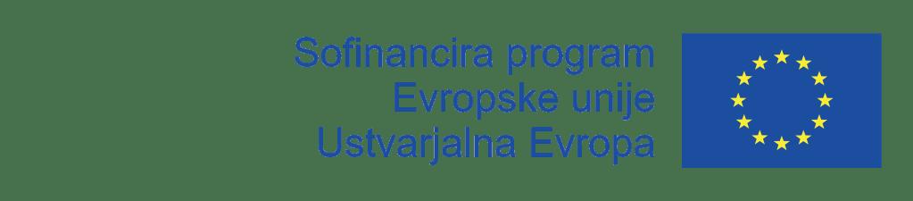 Sofinancira program Evropske unije Ustvarjalna Evropa