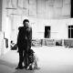 Bert Sotlar kot Agamemnon v Ajshilovi Oresteji (prem. 1968) v režiji Mileta Koruna. Foto: Marijan Pal. Vir: Ikonoteka SLOGI – Gledališki muzej.