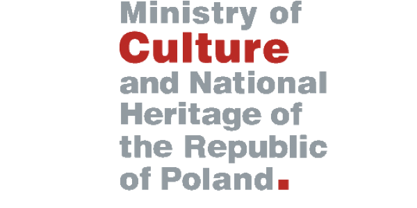 Ministry of Culture and National Heritage of the Republic of Poland.