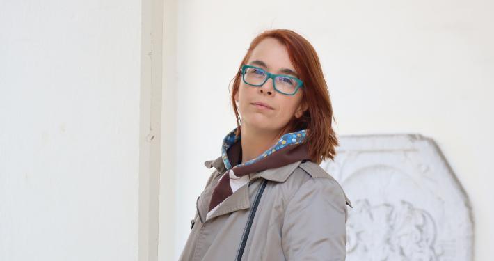 Maja Šorli. Foto: Helena Grahek.