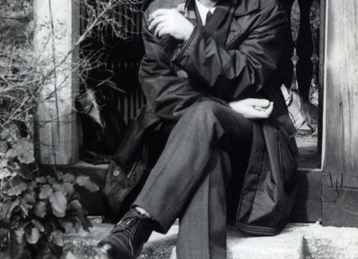 The photograph of Lojze Filipič was taken in 1971. Source: SLOGI Iconotheque – Theatre Museum.